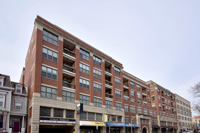 Chicago Condo/Townhouse For Sale: 3140 North Sheffield Avenue #709
