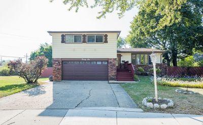 Des Plaines Single Family Home For Sale: 21 Ambleside Road