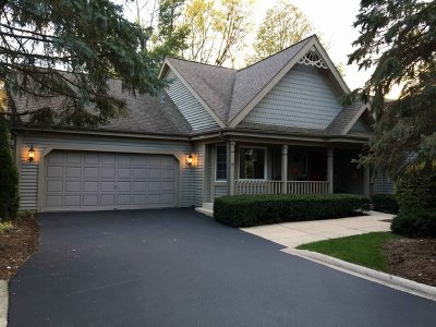 Darien Single Family Home Contingent: 425 Pheasant Ridge Court