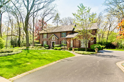 Lake Forest Single Family Home For Sale: 1096 South Green Bay Road