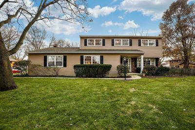 Wheaton Single Family Home For Sale: 561 High Knob Drive