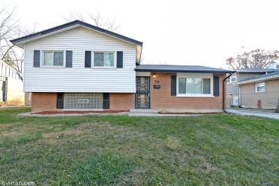 University Park Single Family Home For Sale: 711 Blackhawk Drive