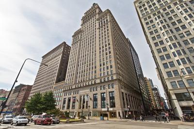 Condo/Townhouse For Sale: 310 South Michigan Avenue #603