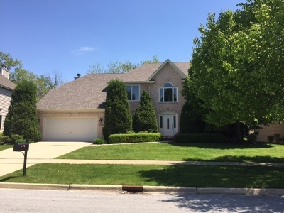Single Family Home For Sale: 2715 Ginger Woods Drive
