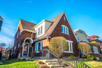 Oak Park Single Family Home For Sale: 1221 North Ridgeland Avenue North
