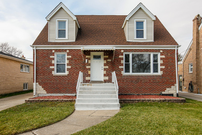 North Riverside Single Family Home Price Change: 2352 South 1st Avenue