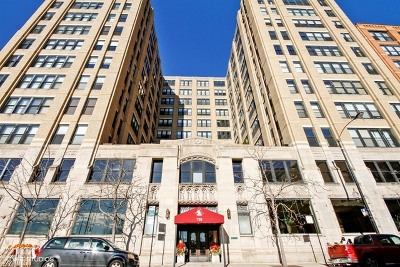 Chicago Condo/Townhouse For Sale: 728 West Jackson Boulevard #221