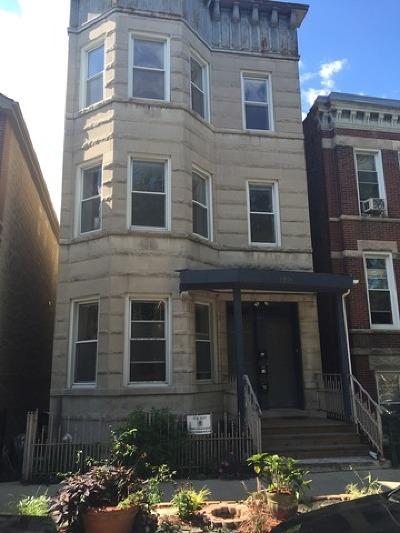 Rental For Rent: 1934 North Hoyne Avenue #3