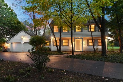 Barrington Single Family Home For Sale: 10550 Braeburn Road