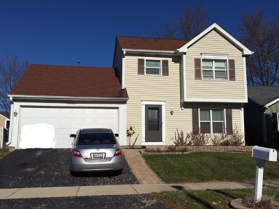 Aurora IL Single Family Home Sold: $189,900