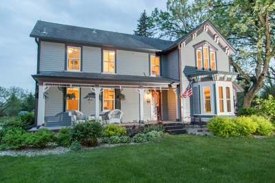 Barrington Single Family Home For Sale: 1001 Plum Tree Road