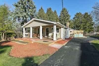 Downers Grove Single Family Home For Sale: 5807 Fairmount Avenue