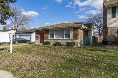 Dolton Single Family Home For Sale: 14519 Sanderson Avenue