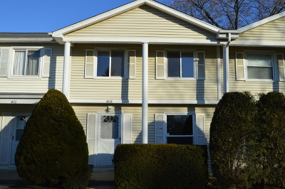Bolingbrook Condo/Townhouse Contingent: 408 Wellington Lane