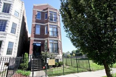 Bronzeville Condo/Townhouse For Sale: 4529 South Saint Lawrence Avenue #2