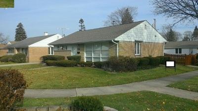 Des Plaines Single Family Home Price Change: 993 South 6th Avenue South