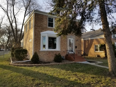 Bellwood Single Family Home For Sale: 918 Marshall Avenue