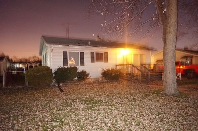 South Chicago Heights Single Family Home Contingent: 161 Benton Avenue