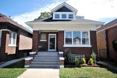 Single Family Home For Sale: 7913 South Avalon Avenue
