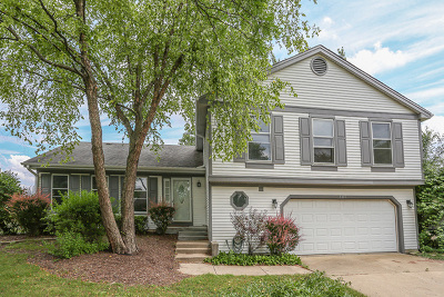 Hoffman Estates Single Family Home Contingent: 5115 Castaway Lane