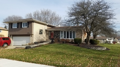 Oak Forest Single Family Home For Sale: 15229 Linden Drive