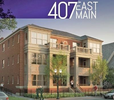 Barrington Condo/Townhouse For Sale: 407 East Main Street #203