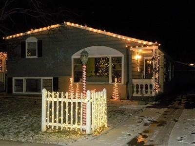 Glen Ellyn Single Family Home Price Change: 70 North Parkside Avenue