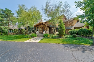 Oak Brook Single Family Home Contingent: 22 1/2 Chatham Lane