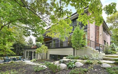 Winnetka Single Family Home For Sale: 1091 Fisher Lane