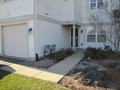 Naperville Rental For Rent: 2603 Cedar Glade Drive #102