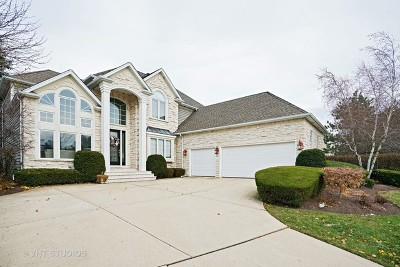 Naperville Single Family Home For Sale: 3608 Scottsdale Circle