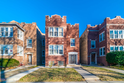 Chicago IL Multi Family Home New: $414,900