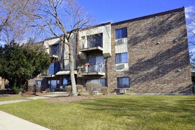 Palatine Condo/Townhouse Contingent: 1485 North Winslowe Drive #304