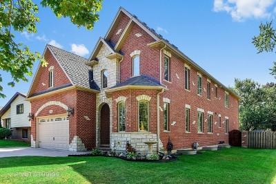 Bensenville Single Family Home For Sale: 264 East Crest Avenue