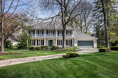 Glen Ellyn Single Family Home For Sale: 75 Sunset Avenue