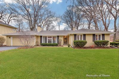 Glen Ellyn Single Family Home For Sale: 565 Lee Street