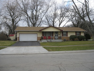 University Park Single Family Home For Sale: 800 Blackhawk Drive