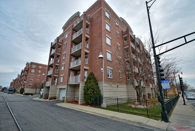 Chicago Condo/Townhouse New: 6560 West Diversey Avenue #517