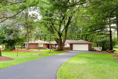 Barrington Hills Single Family Home For Sale: 210 C Braeburn Road
