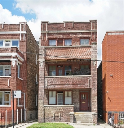 Chicago Multi Family Home New: 122 South Central Avenue