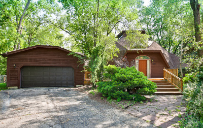 Palatine Single Family Home For Sale: 4860 Rhiannon Court