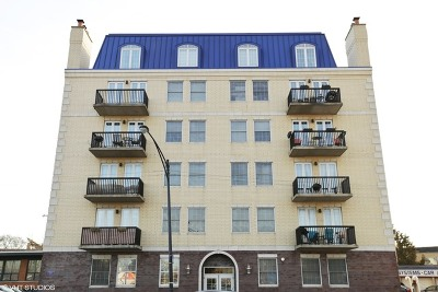 Chicago Condo/Townhouse Re-Activated: 5978 North Lincoln Avenue #5C