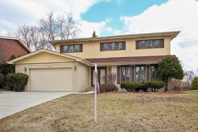 Mount Prospect Single Family Home For Sale: 532 Lois Court