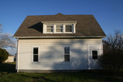 Elwood Single Family Home For Sale: 110 South Wood Street