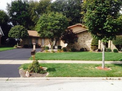 Lansing Single Family Home For Sale: 18068 Jason Lane
