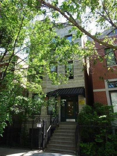 Rental For Rent: 1931 North Hoyne Avenue #1