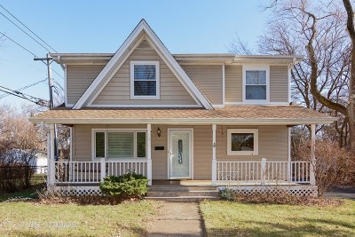 Single Family Home For Sale: 19 South Ash Street