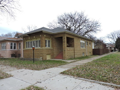 Single Family Home For Sale: 7959 South Constance Avenue