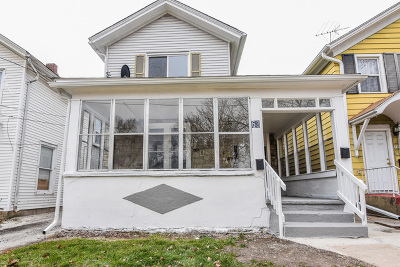 Aurora Multi Family Home For Sale: 68 North Anderson Street