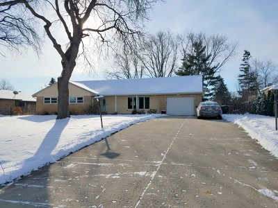 Single Family Home For Sale: 1768 North Jarvis Court